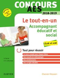 Concours AES 2018-2019 Le tout-en-un - 1st Edition - ISBN: 9782294756757, 9782294757488