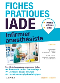 Fiches pratiques IADE - 2nd Edition - ISBN: 9782294756870, 9782294758171