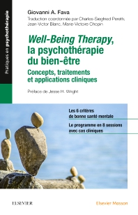 Well-Being Therapy. La psychothérapie du bien-être - 1st Edition - ISBN: 9782294760501, 9782294760723