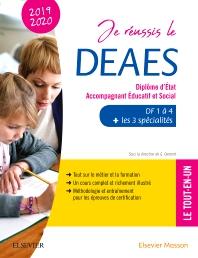 Je réussis le DEAES  - Diplôme d'État Accompagnant Éducatif et Social - 2019-2020 - 2nd Edition - ISBN: 9782294761195, 9782294762383