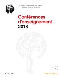 Conférences d'enseignement 2018 - 1st Edition - ISBN: 9782294763519, 9782294764202