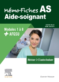Mémo-Fiches AS - Modules 1 à 8 + AFGSU - 5th Edition - ISBN: 9782294764189, 9782294764912