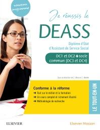 Je réussis le DEASS. Diplôme d'Etat d'assistant de service social - 2nd Edition - ISBN: 9782294765896, 9782294766527