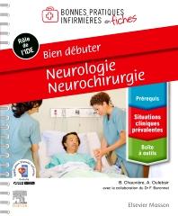 Cover image for Bien débuter - Neurologie-Neurochirurgie