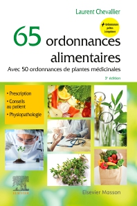 Cover image for 65 ordonnances alimentaires