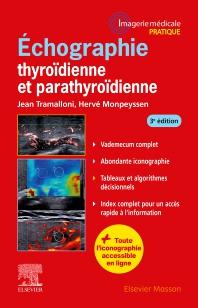 Cover image for Échographie thyroïdienne et parathyroïdienne