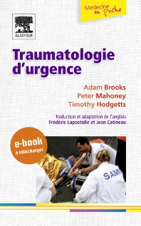 Cover image for Traumatologie d'urgence