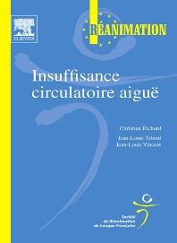 Insuffisance circulatoire aiguë - 1st Edition - ISBN: 9782810100897, 9782994099154