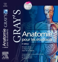 Gray's Anatomie pour les étudiants - 2nd Edition - ISBN: 9782810101511, 9782294718854