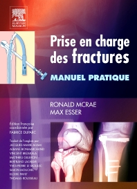 Cover image for Prise en charge des fractures