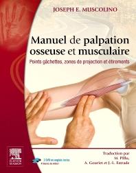 Manuel de palpation osseuse et musculaire - 1st Edition - ISBN: 9782810101559, 9782994100485