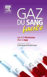 Gaz du sang facile - 1st Edition - ISBN: 9782810101566