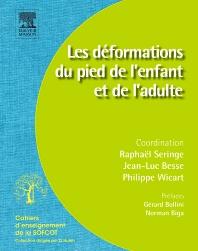 Les déformations du pied de l'enfant et de l'adulte - 1st Edition - ISBN: 9782842999124, 9782994100577