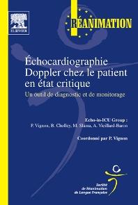 Échocardiographie Doppler chez le patient en état critique - 1st Edition - ISBN: 9782842999315, 9782994098348