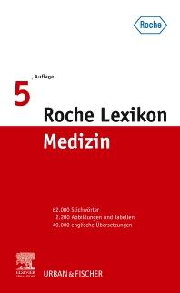 Roche Lexikon Medizin Sonderausgabe - 5th Edition - ISBN: 9783437151569, 9783437593772