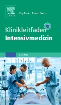 Cover image for Klinikleitfaden Intensivmedizin
