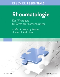 ELSEVIER ESSENTIALS Rheumatologie - 1st Edition - ISBN: 9783437214011, 9783437173097
