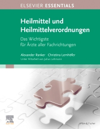 Cover image for ELSEVIER ESSENTIALS Heilmittel und Heilmittelverordnungen