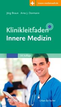 Cover image for Klinikleitfaden Innere Medizin