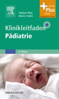 Cover image for Klinikleitfaden Pädiatrie