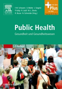 Public Health - 3rd Edition - ISBN: 9783437222610, 9783437591389