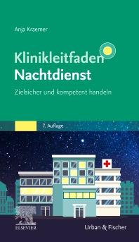 Cover image for Klinikleitfaden Nachtdienst