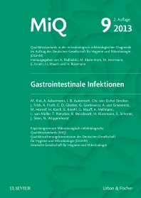 MIQ 09: Gastrointestinale Infektionen - 2nd Edition - ISBN: 9783437226182, 9783437297076