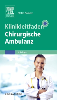 Cover image for Klinikleitfaden Chirurgische Ambulanz