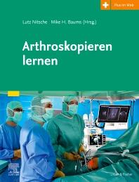 Cover image for Arthroskopieren lernen