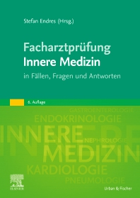 Cover image for Facharztprüfung Innere Medizin