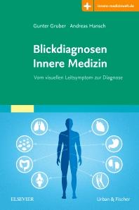 Cover image for Blickdiagnosen Innere Medizin