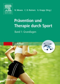 Cover image for Prävention und Therapie durch Sport, Band 1
