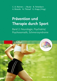 Cover image for Therapie und Prävention durch Sport, Band 2