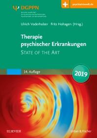 Cover image for Therapie psychischer Erkrankungen