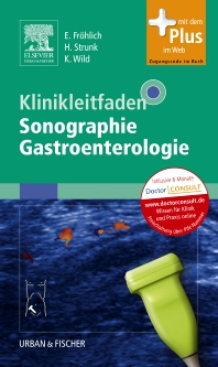 Cover image for Klinikleitfaden Sonographie Gastroenterologie