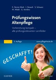 Cover image for Prüfungswissen Altenpflege