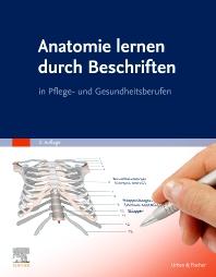 Cover image for Anatomie lernen durch Beschriften