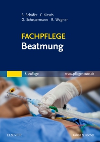 Cover image for Fachpflege Beatmung