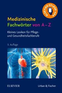 Cover image for Medizinische Fachwörter von A-Z