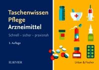 Cover image for Taschenwissen Pflege Arzneimittel