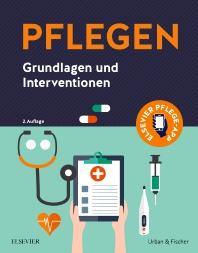 PFLEGEN - 2nd Edition - ISBN: 9783437254048, 9783437183645