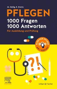 Cover image for PFLEGEN 1000 Fragen, 1000 Antworten