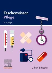 Cover image for Taschenwissen Pflege