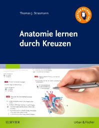 Cover image for Anatomie lernen durch Kreuzen