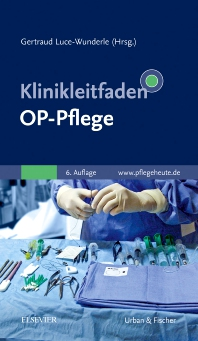 Klinikleitfaden OP-Pflege - 6th Edition - ISBN: 9783437266935, 9783437297809