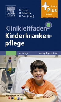 Cover image for Klinikleitfaden Kinderkrankenpflege
