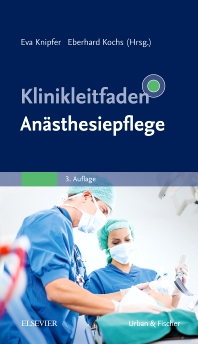 Cover image for Klinikleitfaden Anästhesiepflege