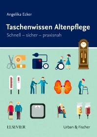Cover image for Taschenwissen Altenpflege