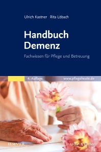 Cover image for Handbuch Demenz