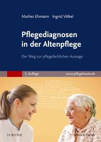 Cover image for Pflegediagnosen in der Altenpflege